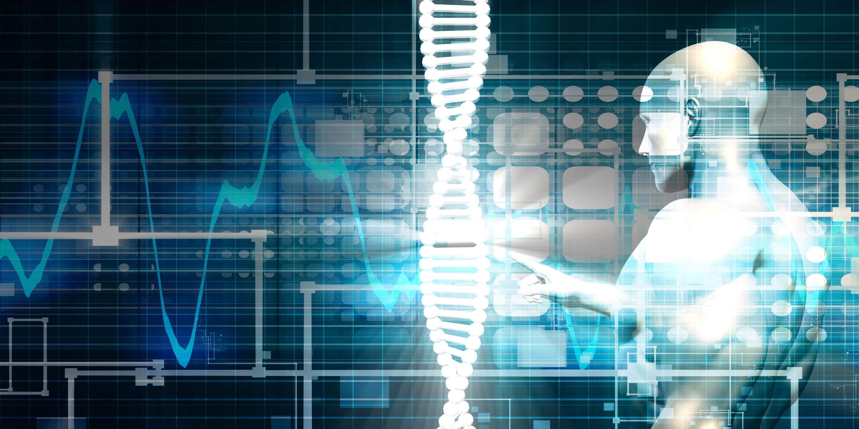 medical background for research and development science concept
